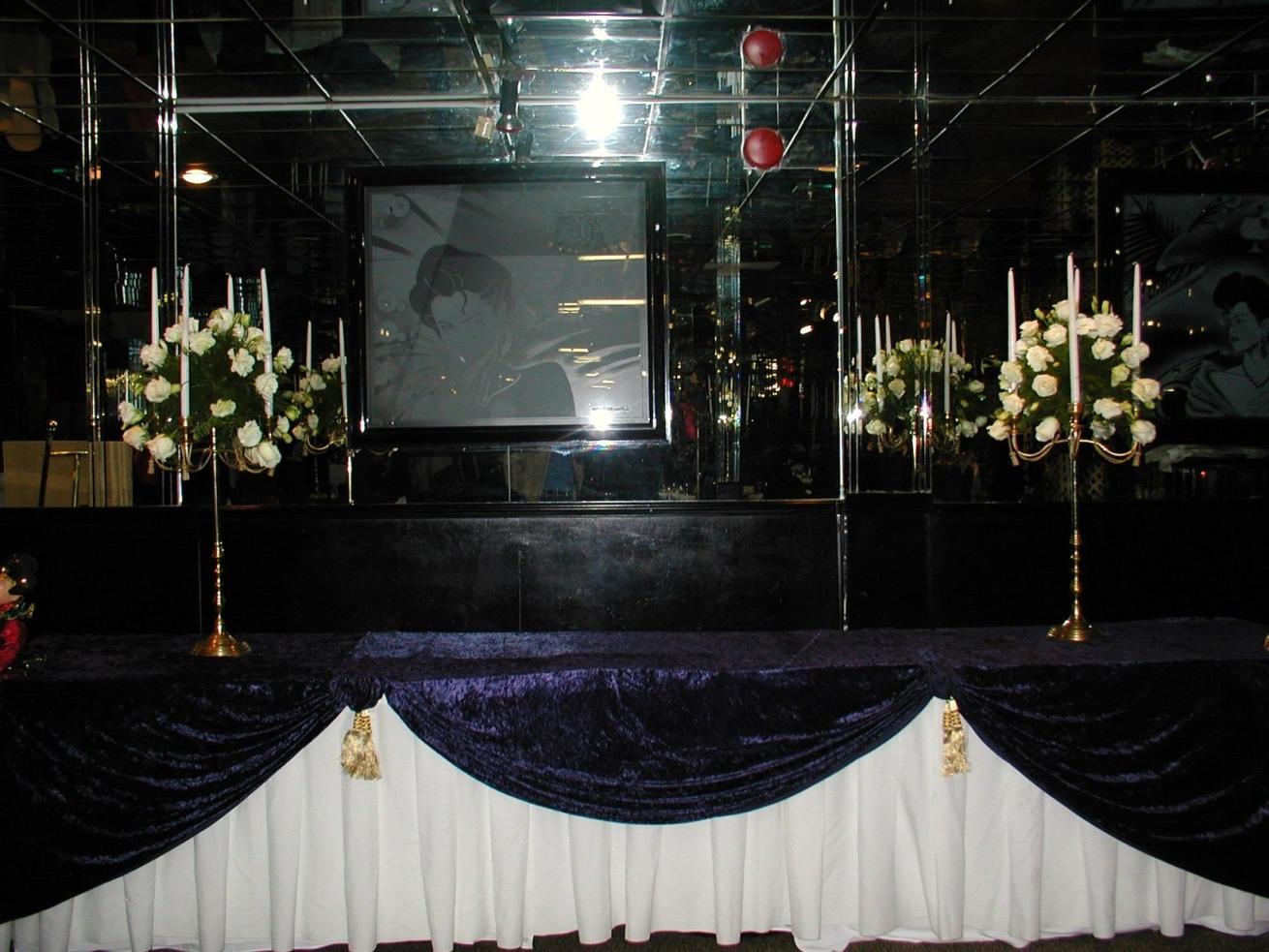 wedding head table ideas