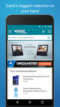 Amazon Shopping APK screenshot thumbnail 3