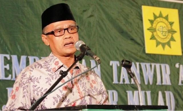 Makam Tokoh Muhammadiyah Hilang, Haedar Nasir: Ziarah itu Sunnah dan Perlu