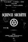 Science Secrete (1890,in French)