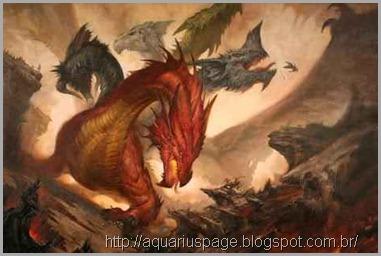 Dragão-reptilianos-apocalipse
