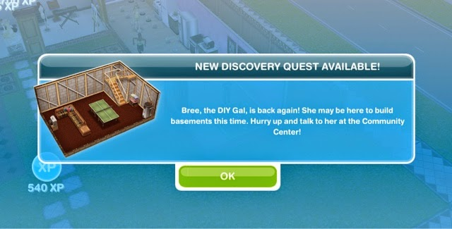 Sims Freeplay Basement Of Kings Quest