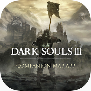 Map App for Dark Souls III