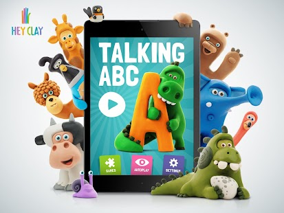 Talking ABC- screenshot thumbnail