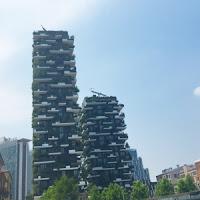 milan cityscape