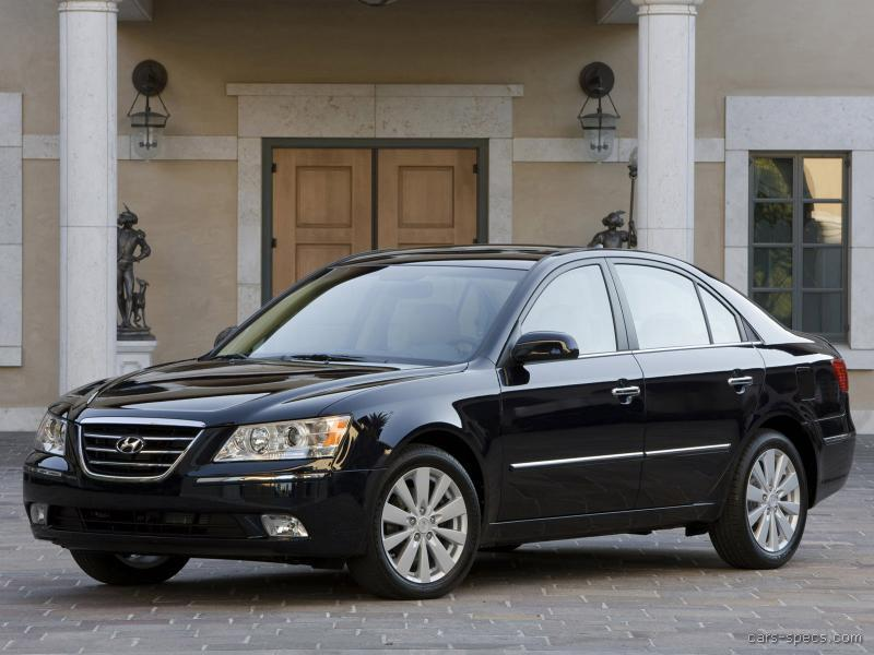 2009 hyundai sonata sedan specifications pictures prices. Black Bedroom Furniture Sets. Home Design Ideas