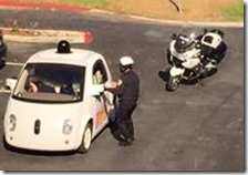 Google car multata