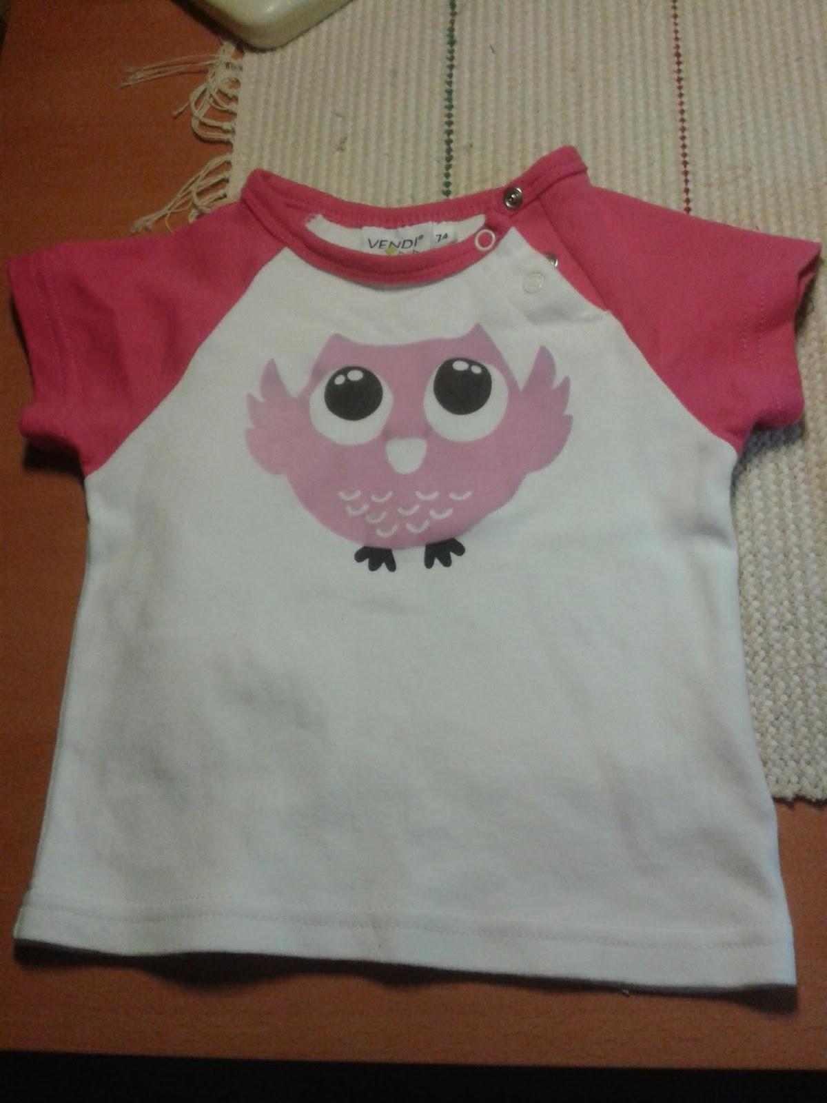 Heidin Iloinen Käsityökulma  Pienen tytön paidasta mekko 0a61036de1