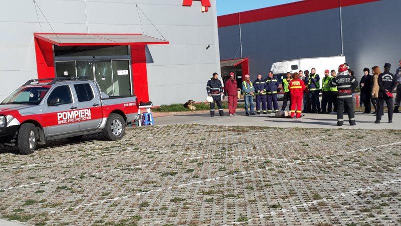 Servicii Private Pompieri