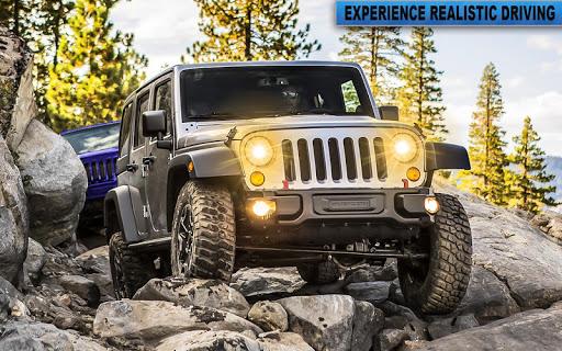 Jeep Racing: Jeep 4x4 Drive 3D
