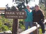 Mom and Judy Wilcox at Bryce Canyon National Park in UT 11202009