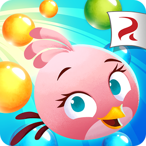 Angry Birds POP Bubble Shooter apkmania