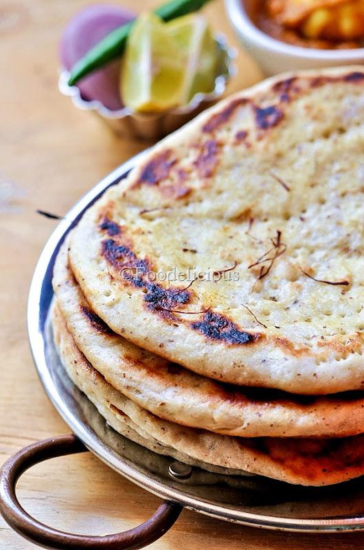 Sheermal Flat Bread