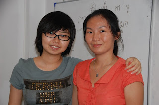 Siqi and Joy