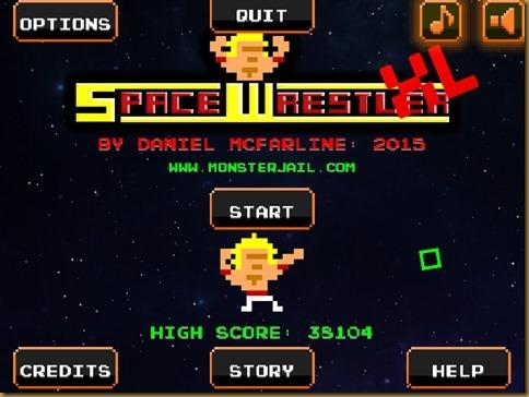 SpaceWrestler