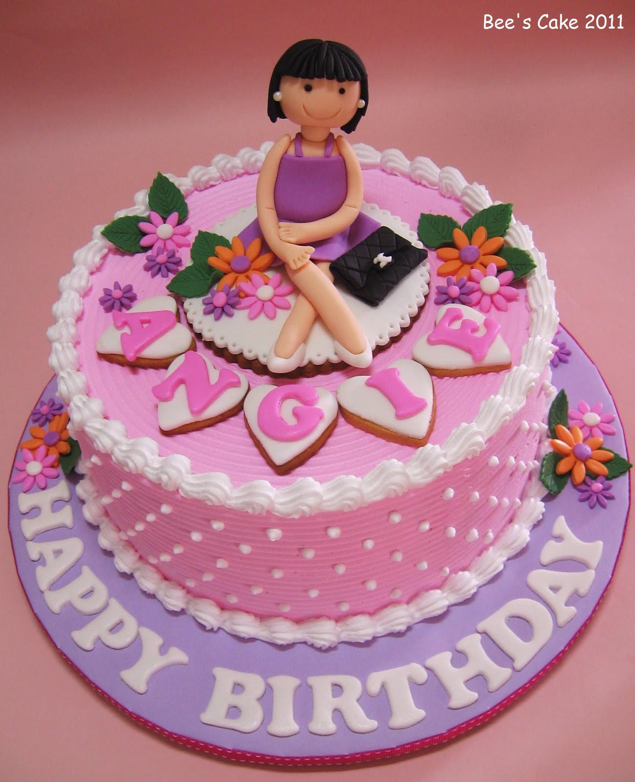 Labels: Birthday cake