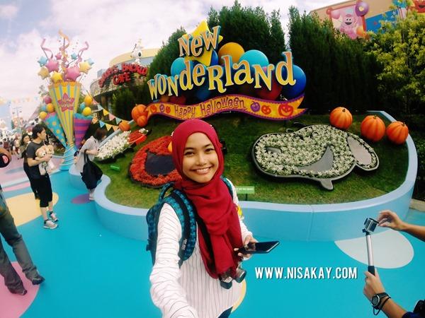Nisakay Ke Osaka - Air Asia X - Universal Studios Japan (7)