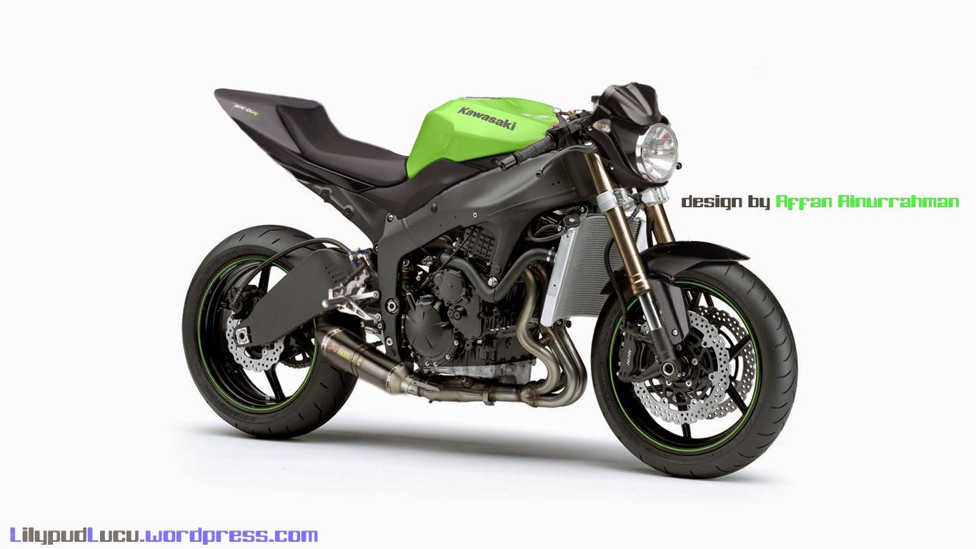 ninja modif airbrush motorcycle review and galleries   gambartop