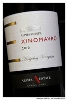 Alpha-Xinomavro-Single-Vineyard-Hedgehog-2010