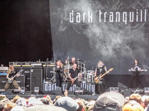 Dark Tranquillity au Hellfest 2015