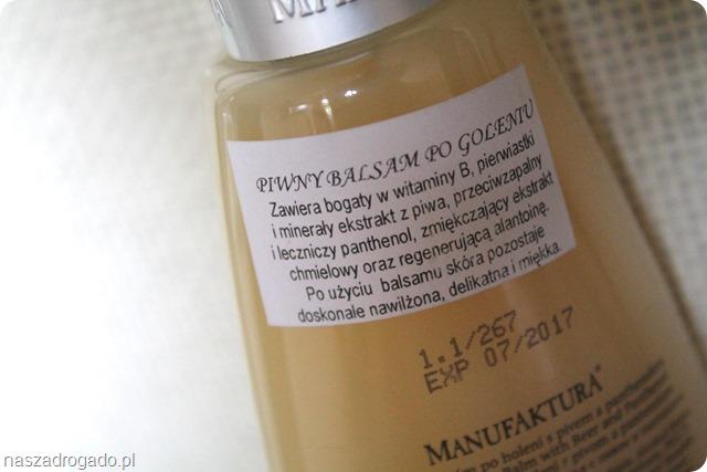 łaźnie piwne kosmetyki balsam