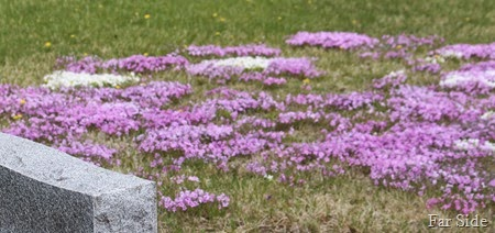 Gloria and Deans headstone