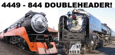 4449-844 Doubleheader!