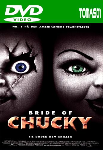 La novia de Chucky (1998) DVDRip