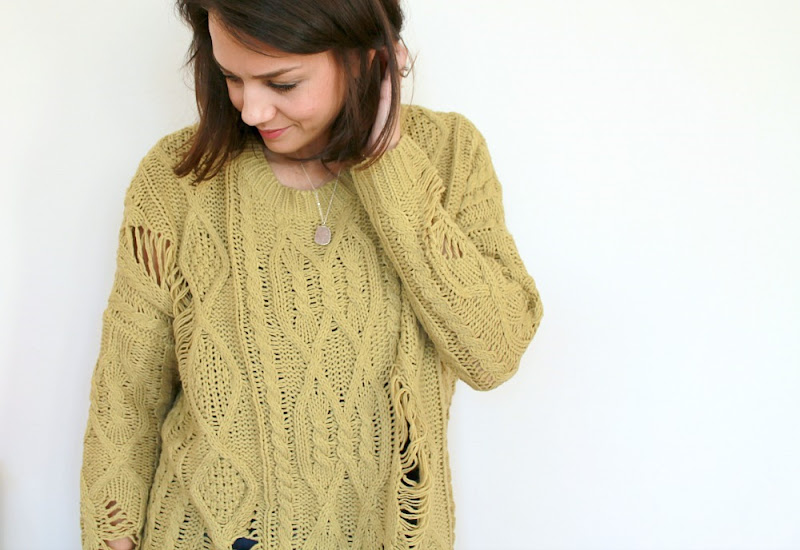 luxemme limited edition mustard jumper review