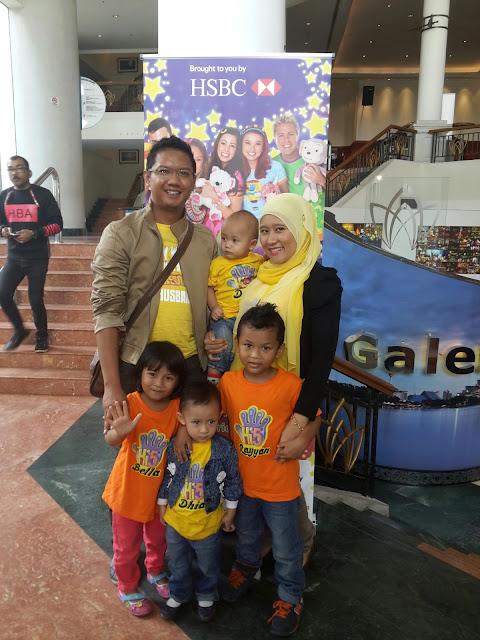 10 Disember 2015 | Konsert Hi-5 House of Dream Istana Budaya Kuala Lumpur Malaysia