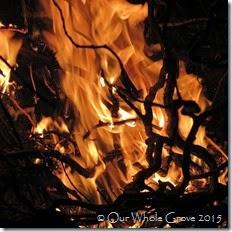 after fire fire