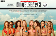 Sports Illustrated Model Search