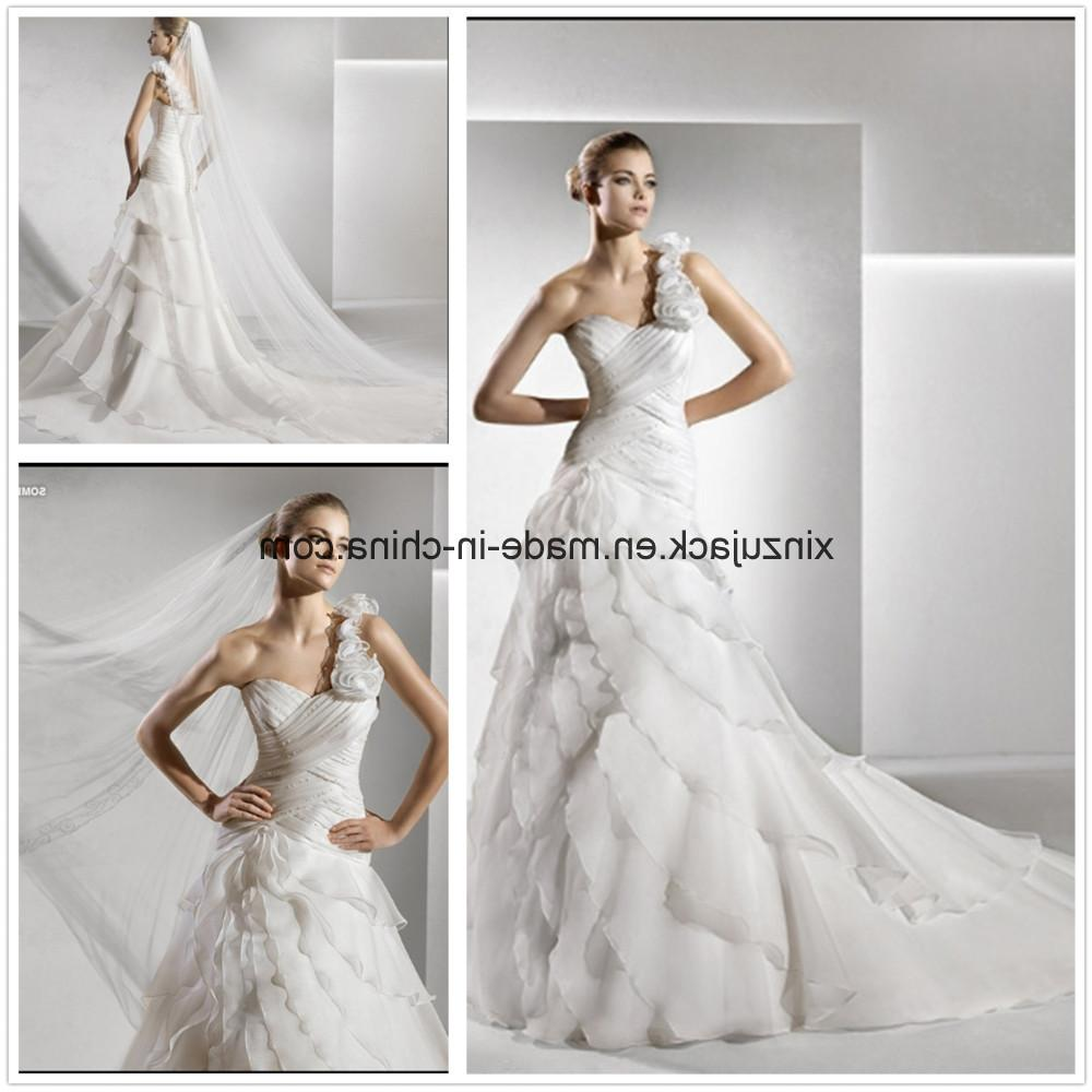 2012 Wedding Dress  XZ378