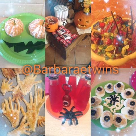 halloween preparativi
