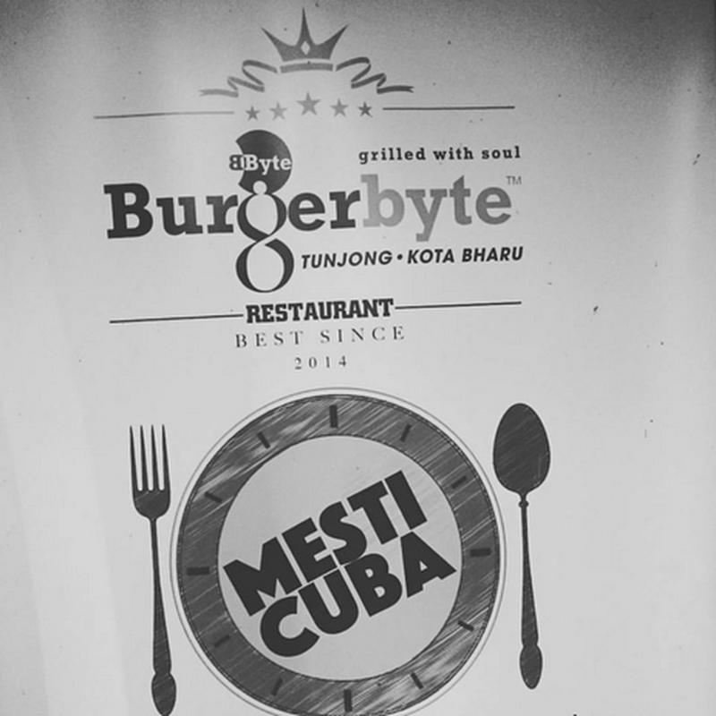Jodoh di BurgerByte !