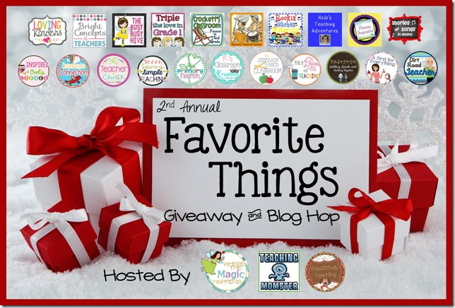 Favorite Things Graphic