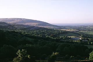 The Burren, Southern Ireland.