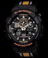 Casio G-Shock : GA-100MC-1A4