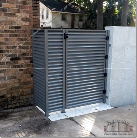 Privacy-Louver-Walk-Gate(WG-38)