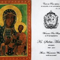 2015-06-14 50 lat Kapłaństwa ks. S. Metryckiego