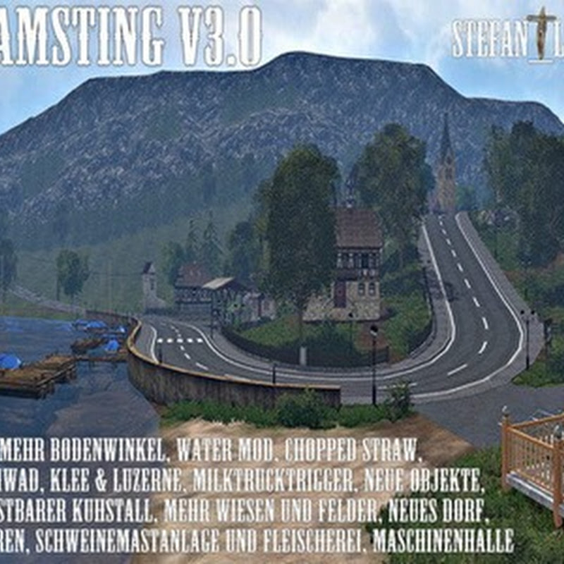 Farming simulator 2015 - Gamsting v 3.1
