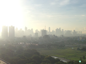 Image of Pollution in Metro Manila
