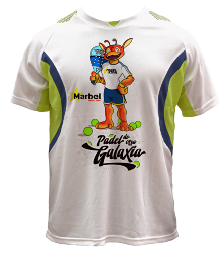 Camiseta-Marbel-PadelStar-Pro
