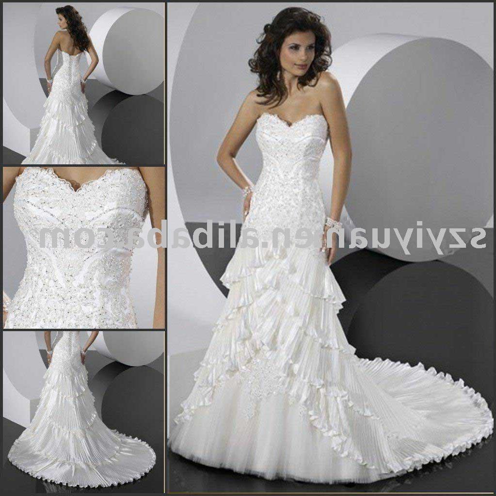 Modest Wedding Dresses Lds : Vineeta s modest wedding dresses lds