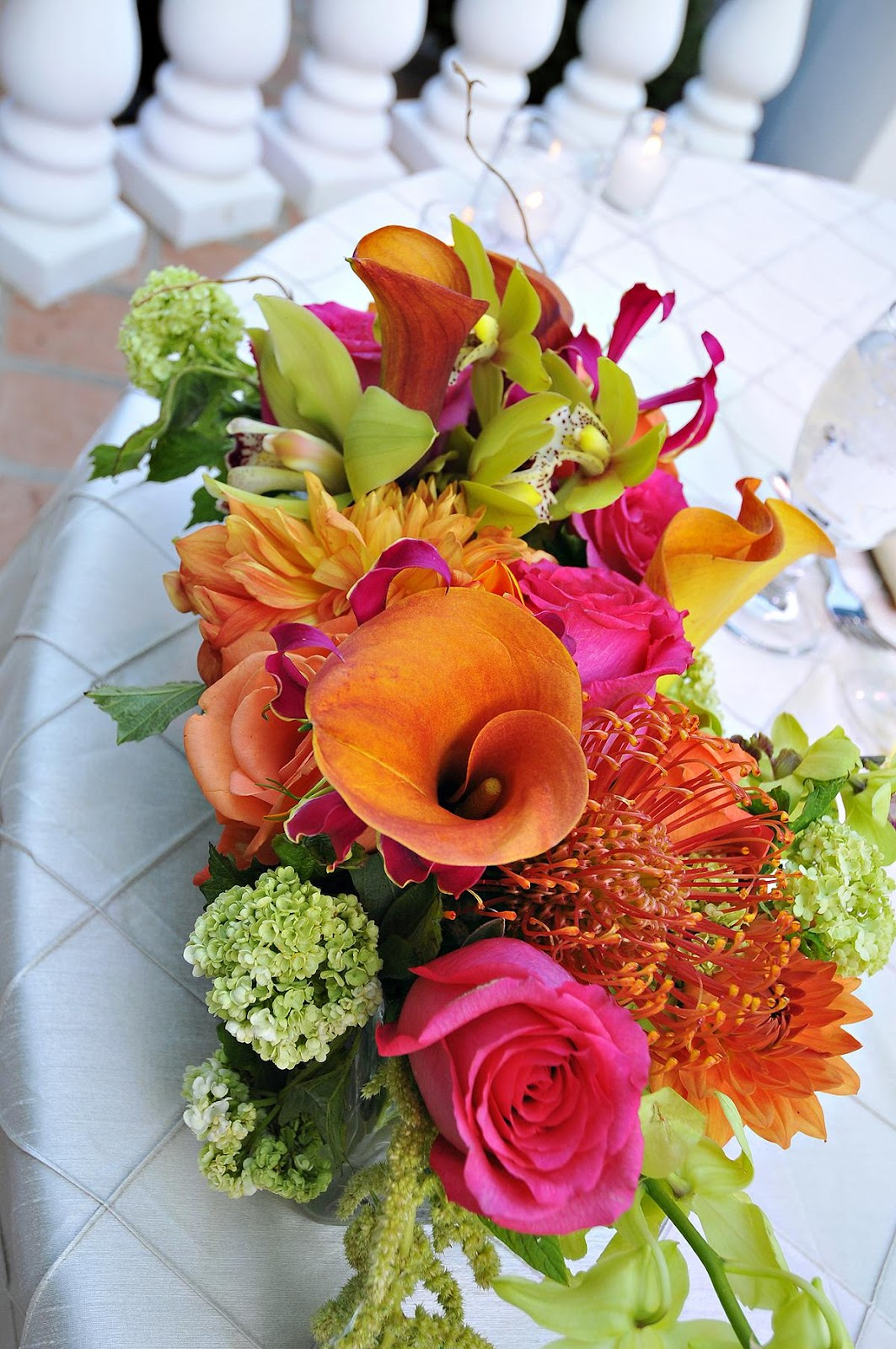 Flowers for LDS weddings