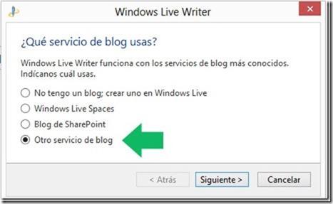 live writer blogger