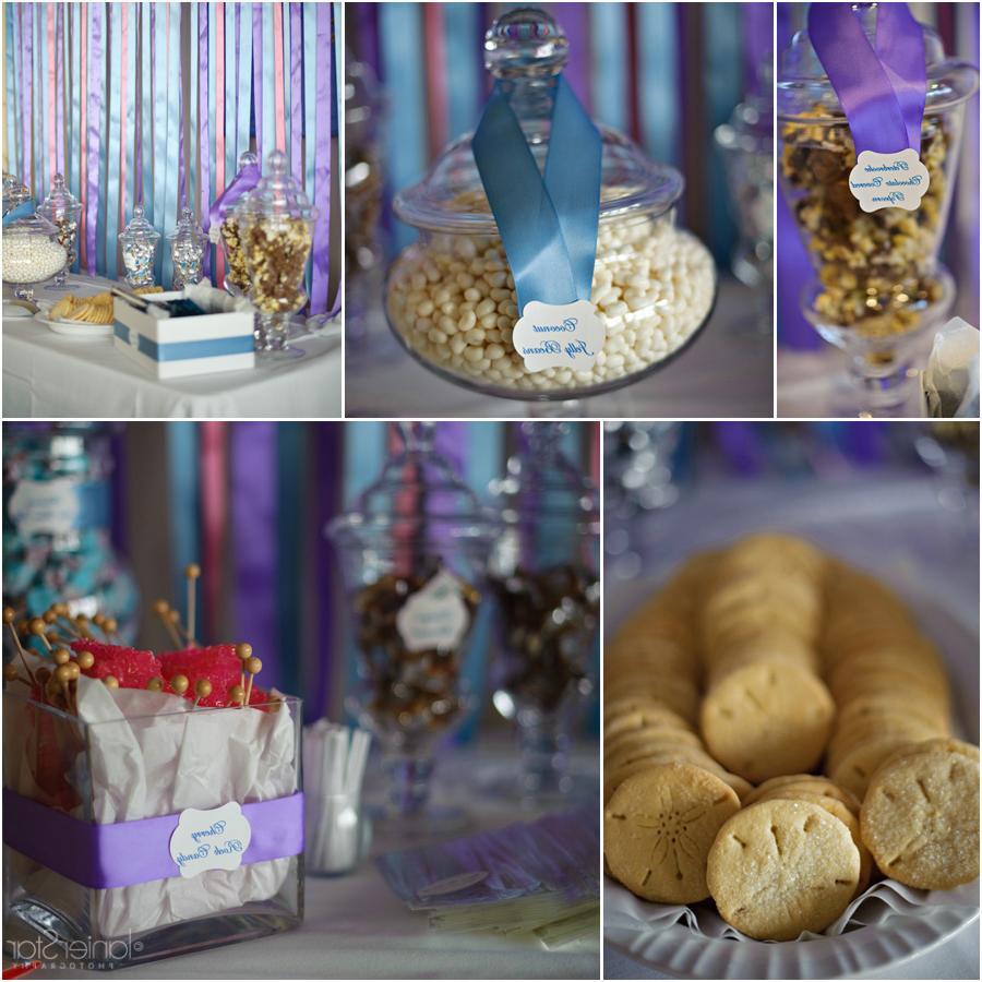 candy bar, dessert buffet,