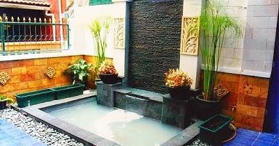 wongjawa landscape: tukang kolam minimalis air mancur air
