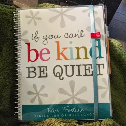 Erin Condren Teacher Planner! | kelseyfortune.blogspot.com | Kelsey Fortune - Art Teacher