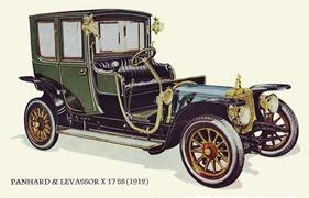 Panhard 1912 X17